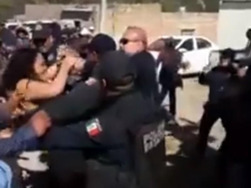 Niegan agresiones contra ejidatarios en Jiménez del Teúl