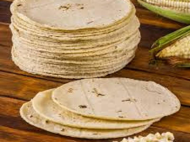 Niegan aumento en el precio de la tortilla durante septiembre