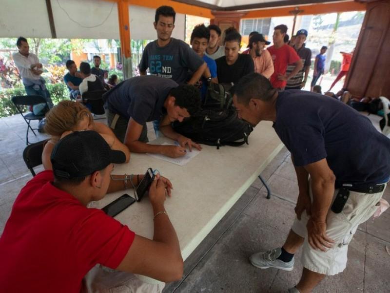 Niegan autoridades casos de COVID-19 en Estación Migratoria en Chiapas
