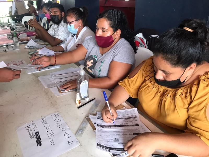 Niegan cobro de 10 pesos por impresión obligatoria en vacunación