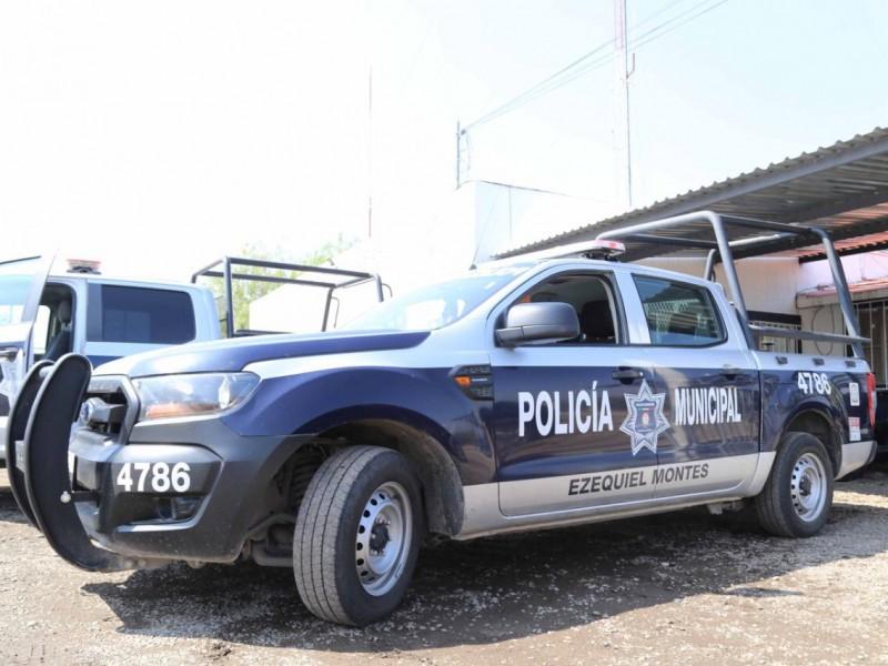 Niegan corrupción en Policía Municipal de Ezequiel Montes