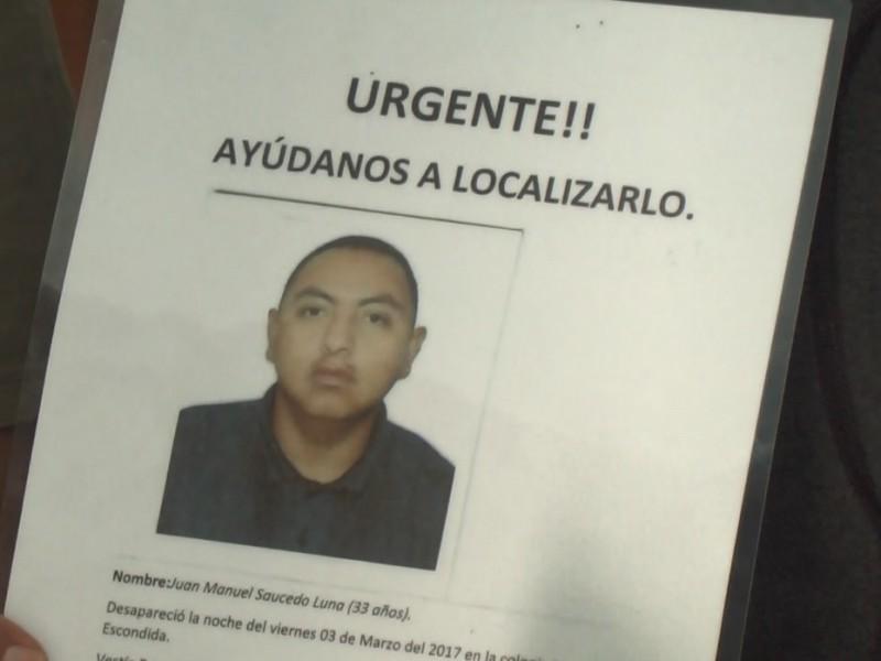 Niegan trabajo ineficiente en Comisión de Búsqueda de personas desaparecidas