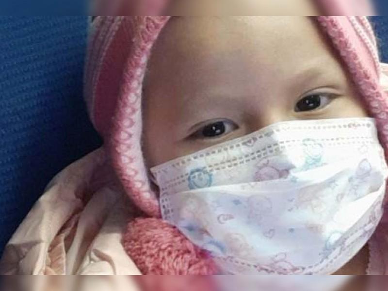 Niña con cáncer que viajó a Suiza, será desconectada