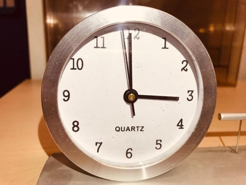 Ningún beneficio el cambio de horario para veracruzanos