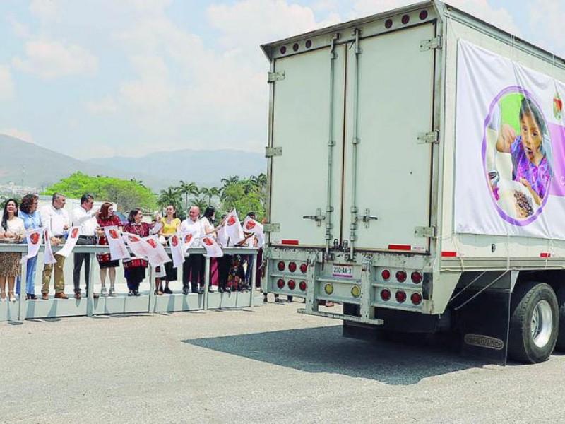 Ningún programa debe ser condicionado en Chiapas: DIF