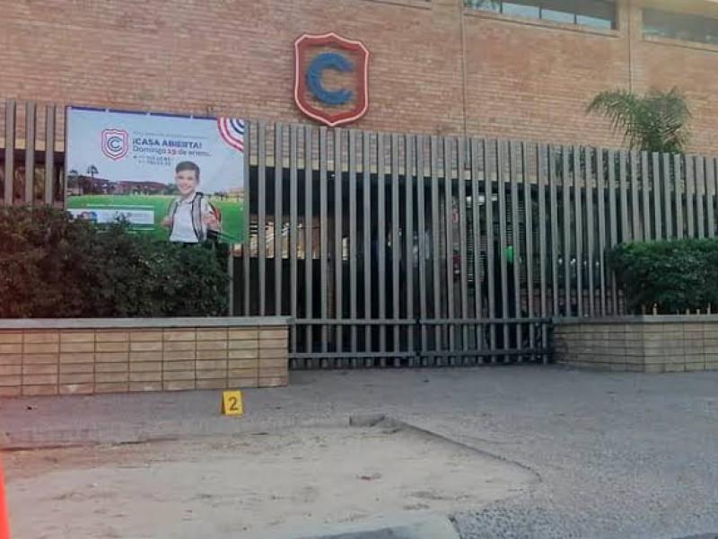 Niño disparó en 9 ocasiones en Colegio Cervantes