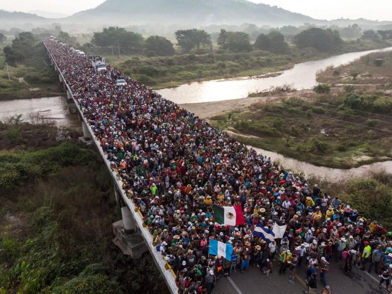 Niño grave tras ataque a migrantes en Veracruz