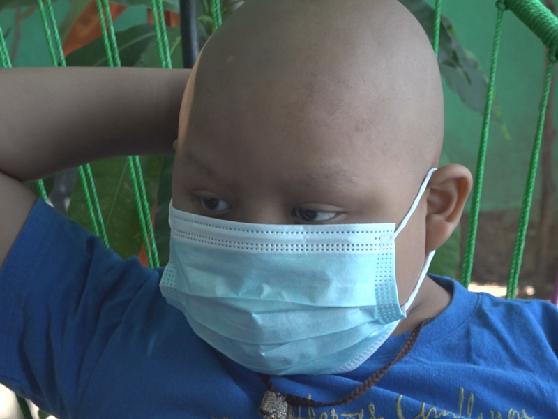 Niños del Istmo con cáncer, afectados por bloqueos carreteros