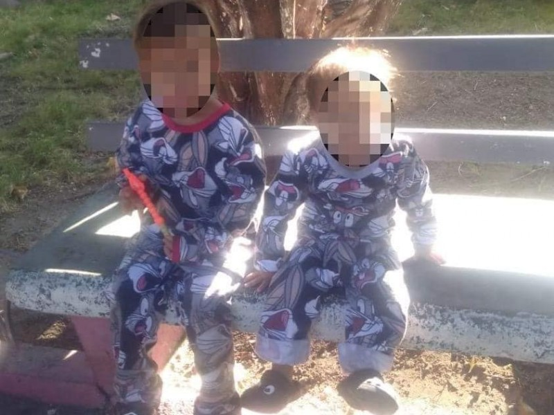 Niños son abandonados en San Roque, en Tuxtla Gutiérrez