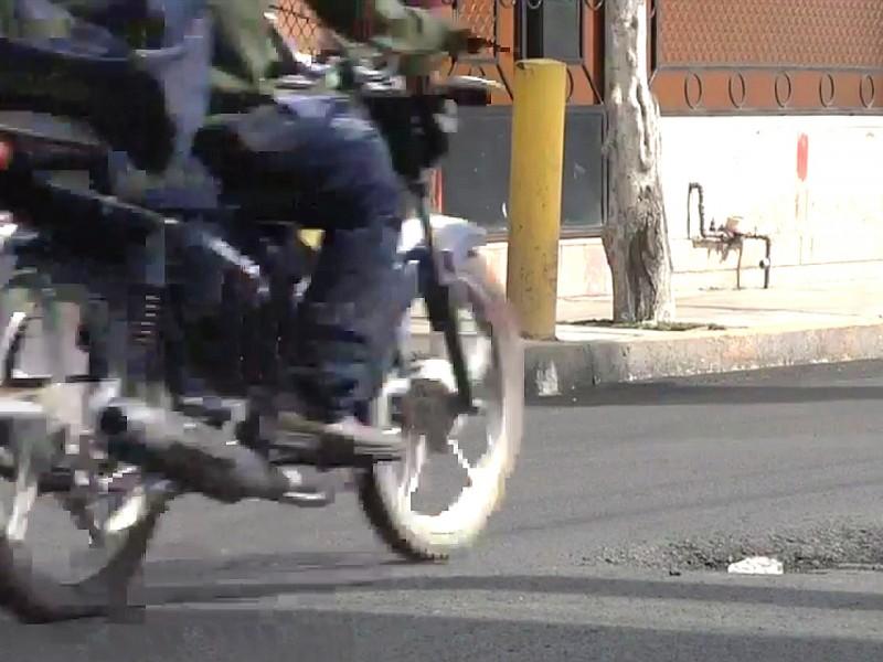 Nivelarán tapas de registros en calle Morelos