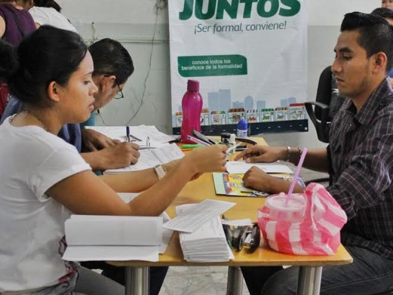 Niveles de empleo en Chiapas por los suelos