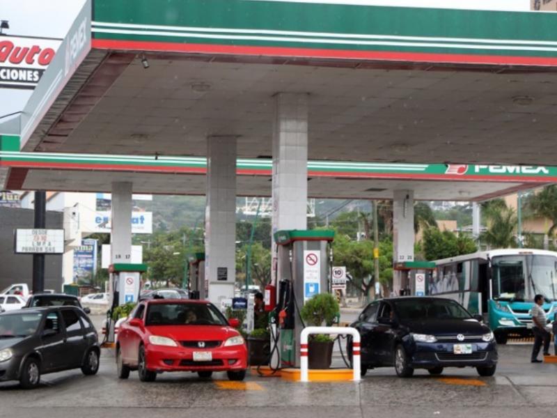 No a las compras de pánico de combustible