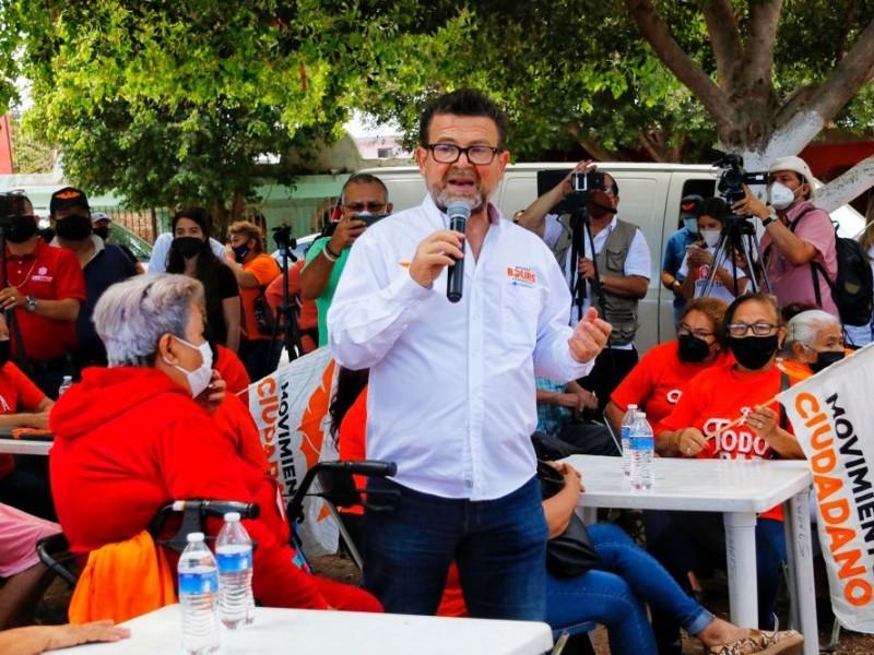 No abandonaré a Sonora, como quienes están ahora: Ricardo Bours