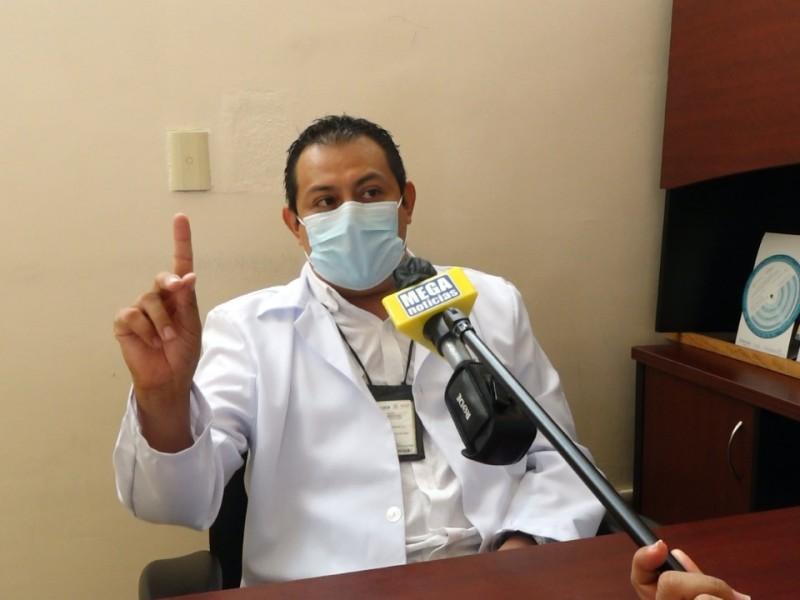 No bajar la guardia ante Covid-19 exhorta autoridad sanitaria