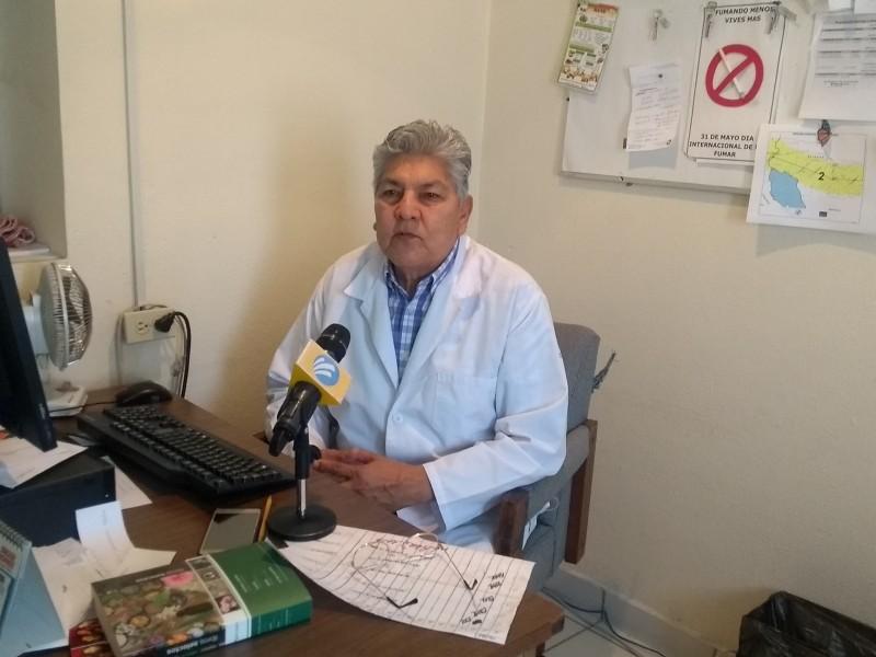 No casos de chikungunya, zika, dengue en Nogales.
