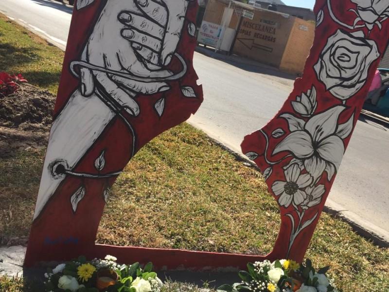 Memorial ¿Dónde están? no debería existir: Silvia Ortíz