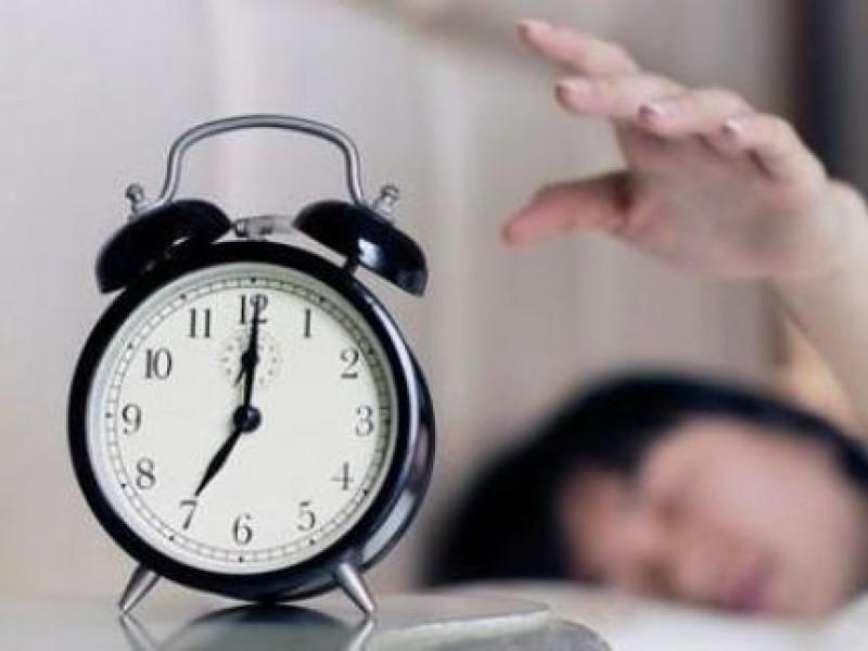 No dormir de corrido afecta al cuerpo