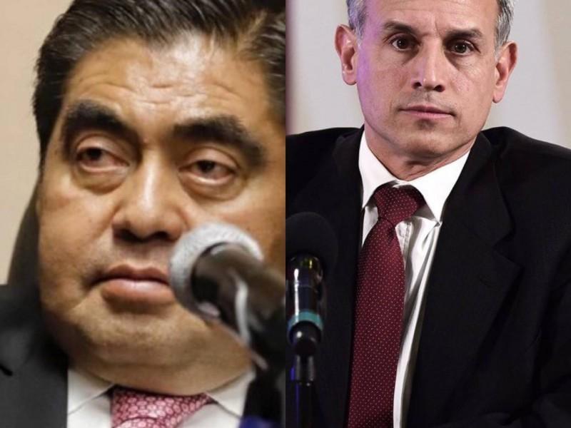 No entrará Gobernador en controversia por cifras Covid-19 con López-Gatell
