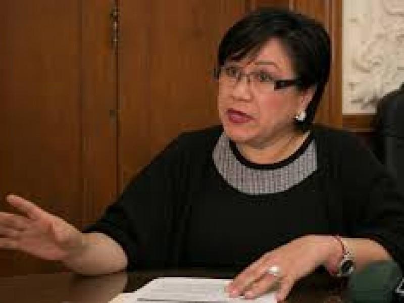 No es la expectativa regresar al confinamiento: Martina Pérez
