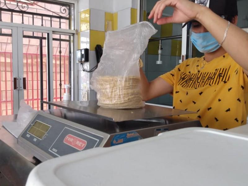 No es oficial aumentos a la tortilla de 27 pesos:PROFECO