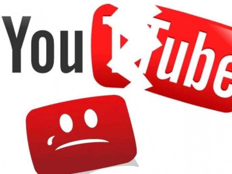 ¡No es tu Wifi! YouTube se cayó a nivel mundial