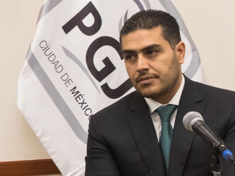"""""""No fabricamos culpables"""": García Harfuch"""