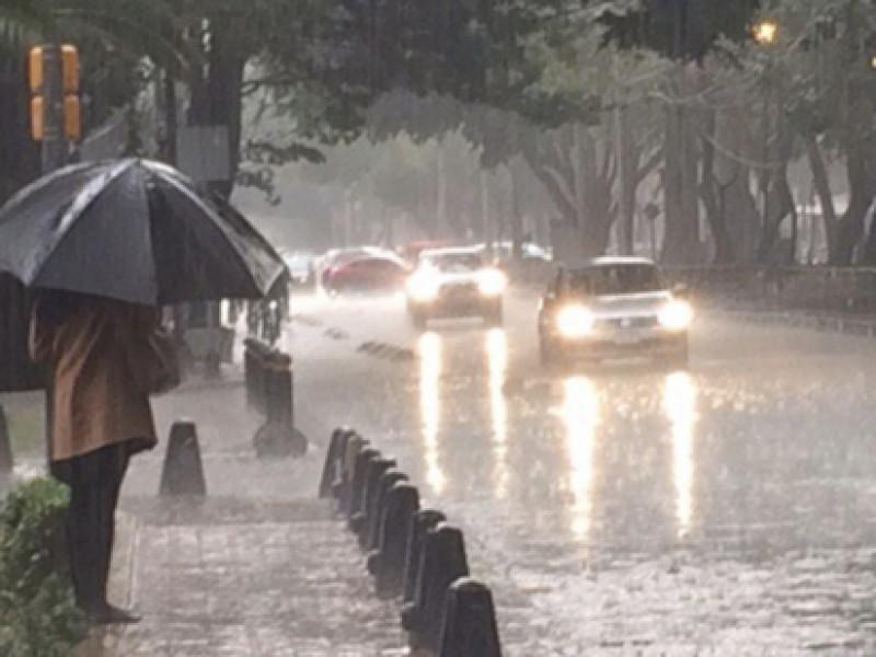 No guardes el paraguas, se esperan más lluvias