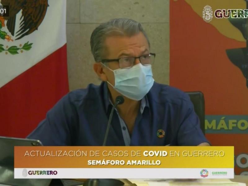 No ha habido casos de reinfección por Covid-19 en Guerrero