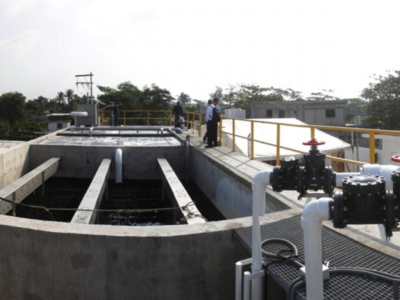 No habrá agua en zona conurbada por mantenimiento a planta