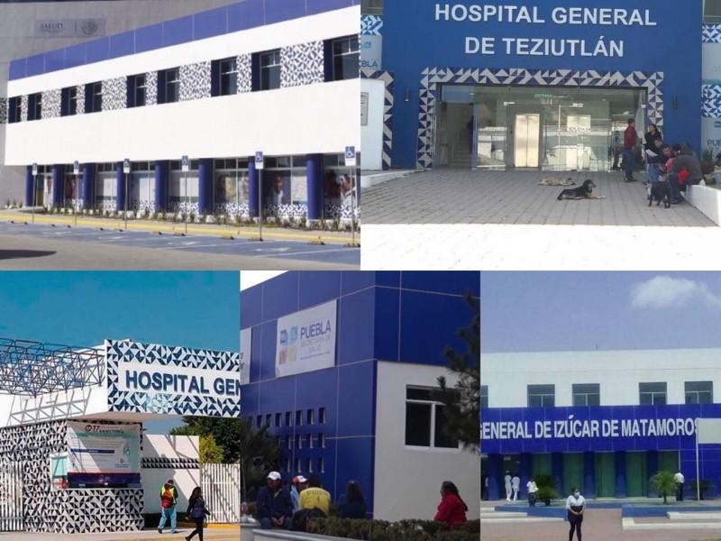 No habrá colapso hospitalario en Puebla, asegura Gobernador