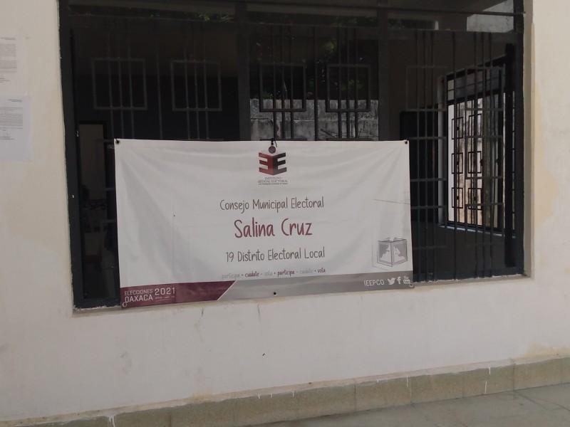 No habrá debate de candidatos en Salina Cruz