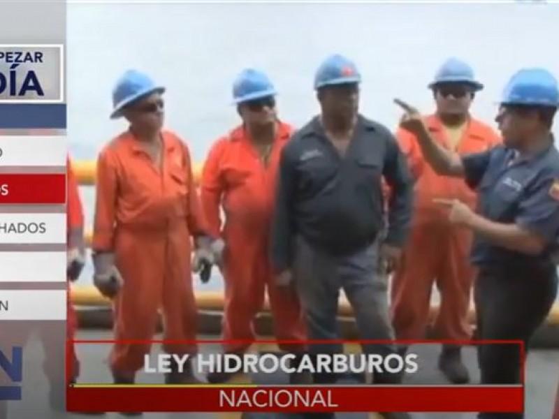 No habrá parlamento abierto para discutir Ley de Hidrocarburos