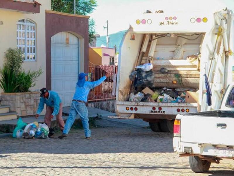 No habrá recolección de basura durante paro del SUTSEM
