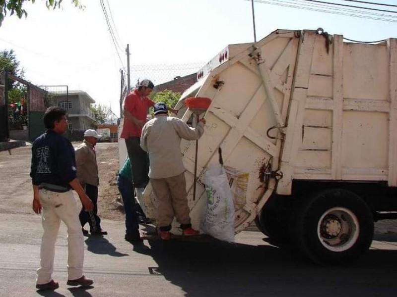 No habrá recolección de basura el viernes Santo en Zamora