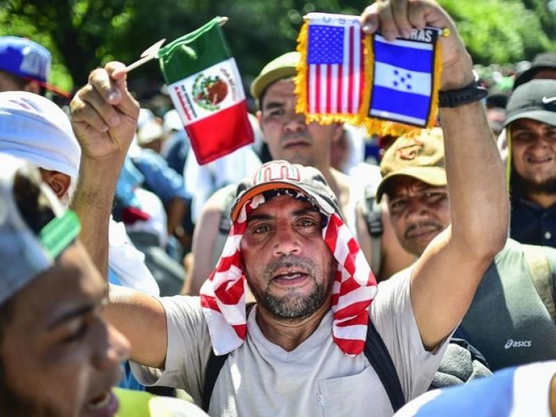 No hay acuerdo migrante entre AMLO y EUA