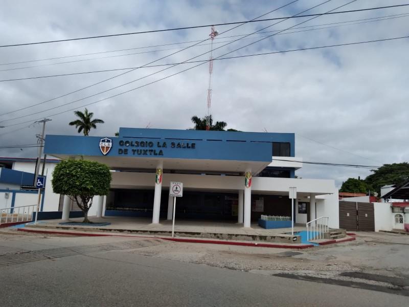 No hay casos Covid en escuelas: Secretaría de Educación