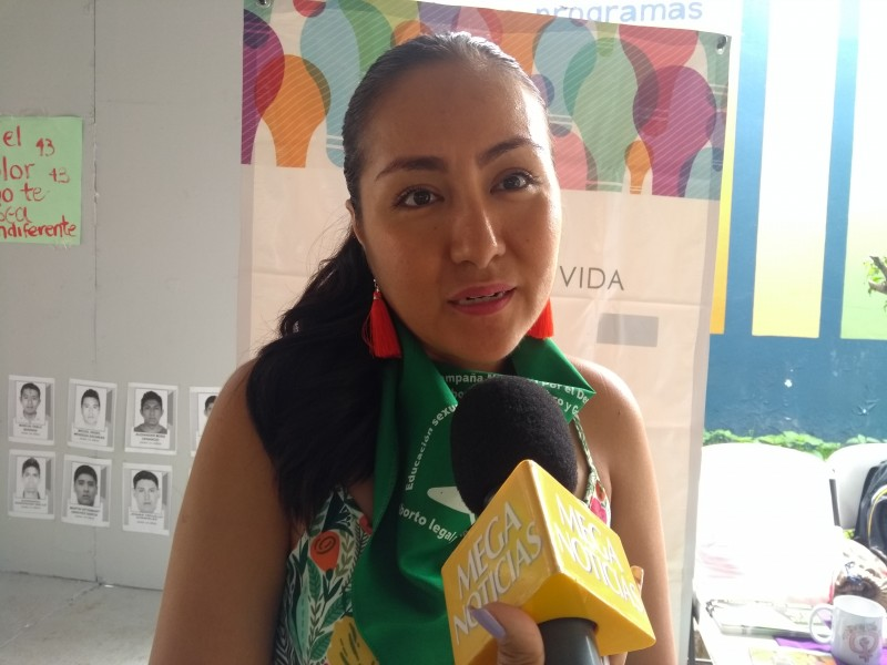 No hay cifras reales de abortos en Chiapas:DDSER