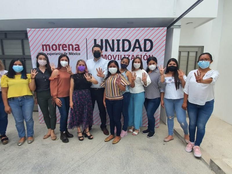 No hay dedazos en candidatos de Morena: Delegado nacional