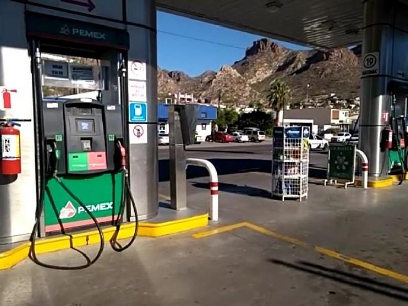 No hay desabasto de combustible en Guaymas
