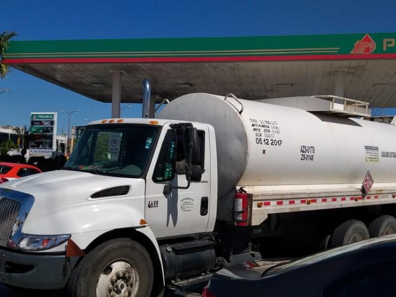 No hay desabasto de combustible en Juchitán