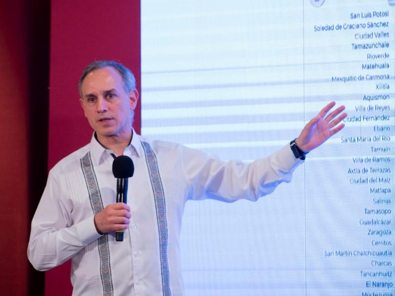 No hay enconos con los gobernadores: López Gatell
