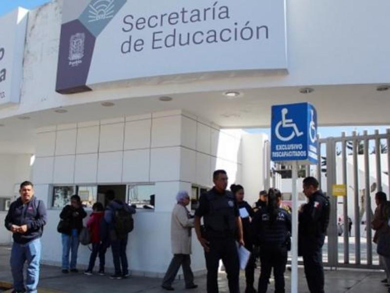 No hay fecha para la descentralización de SEP