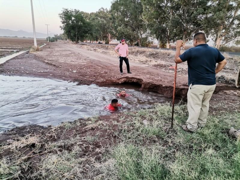 No hay fecha para que regrese el agua medio Obregón