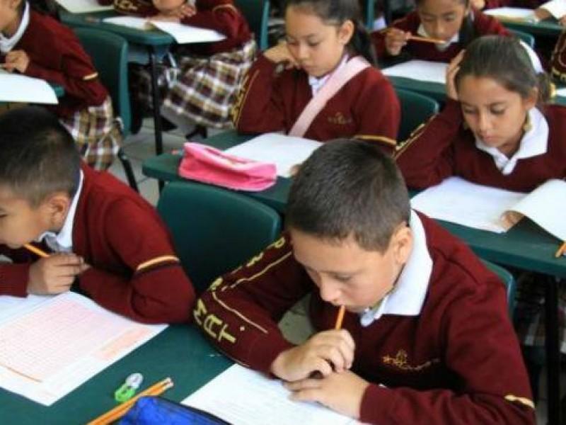 No hay fecha para regreso a clases presencial en Puebla