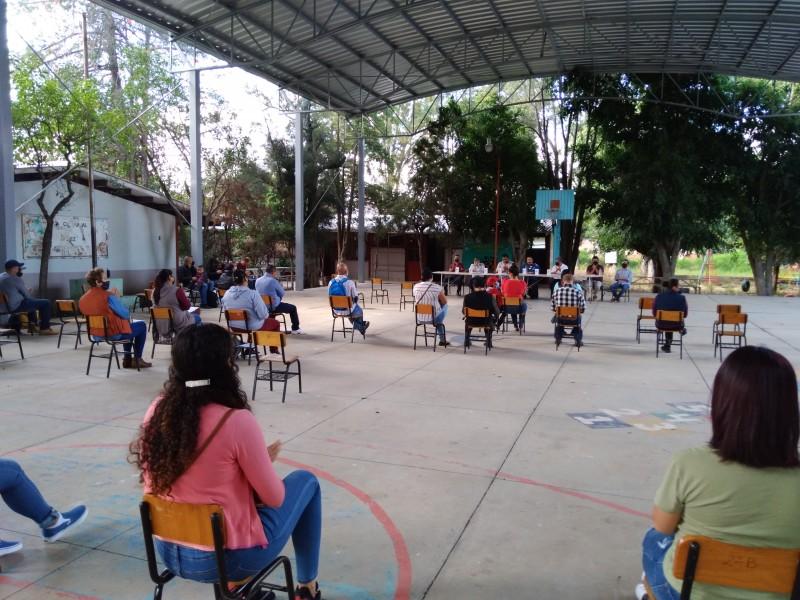 No hay infraestructura para el regreso a clases en Michoacán