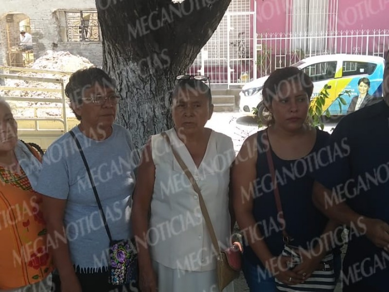 """No hemos recibido respuesta favorable"": Frente Damnificados Tehuantepec"