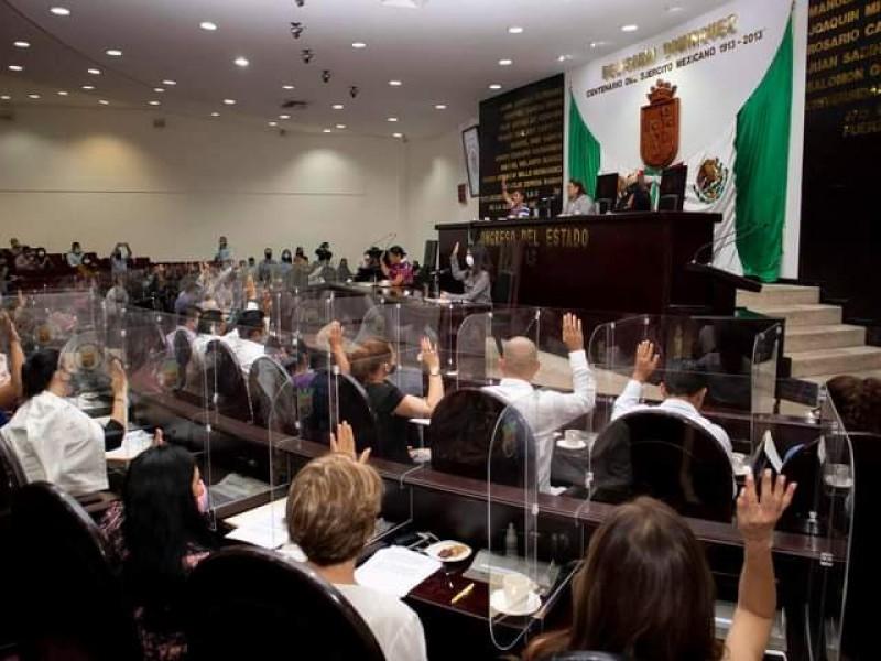 No hubo nombramientos de Concejos Municipales en sesión del Congreso