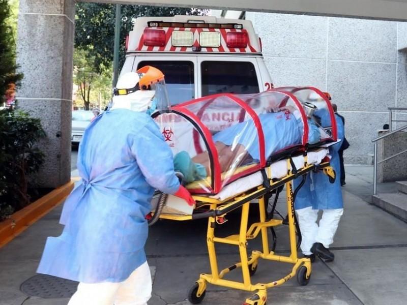 No logran desahogar la saturación hospitalaria en Querétaro