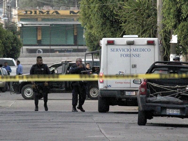 No para la violencia en Guanajuato
