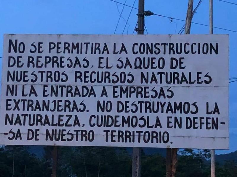 No permitirán destrucción de recursos naturales